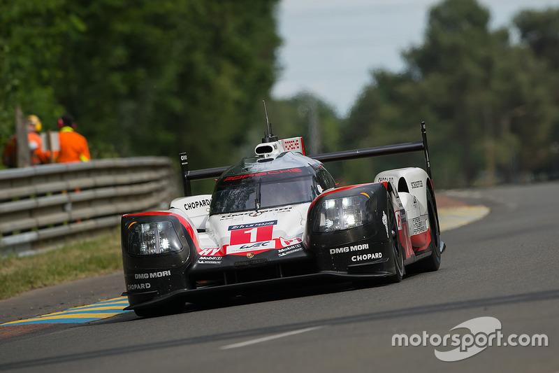 LMP1: #1 Porsche Team, Porsche 919 Hybrid