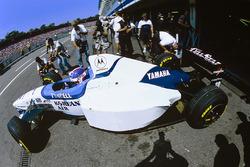 Ukyo Katayama, Tyrrell 024