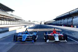 2018 Chevrolet and Honda IndyCar