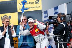 Podium : le deuxième, Mike Rockenfeller, Audi Sport Team Phoenix, Audi RS 5 DTM