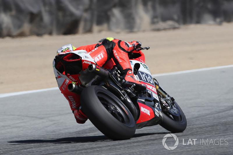 Хав'єр Форес, Barni Racing Team