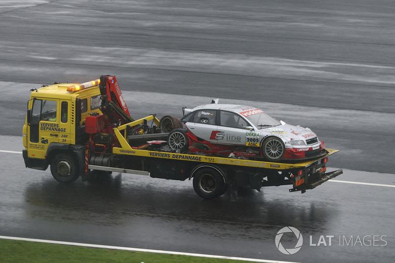 Auto von Frank Stippler, Joest Racing Audi A4
