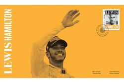 Briefmarke: Lewis Hamilton