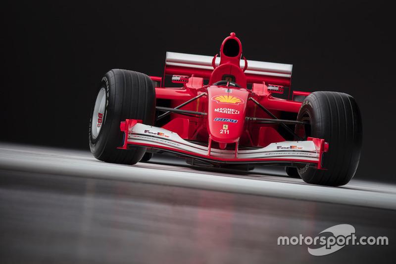 F1 Descubre el precio