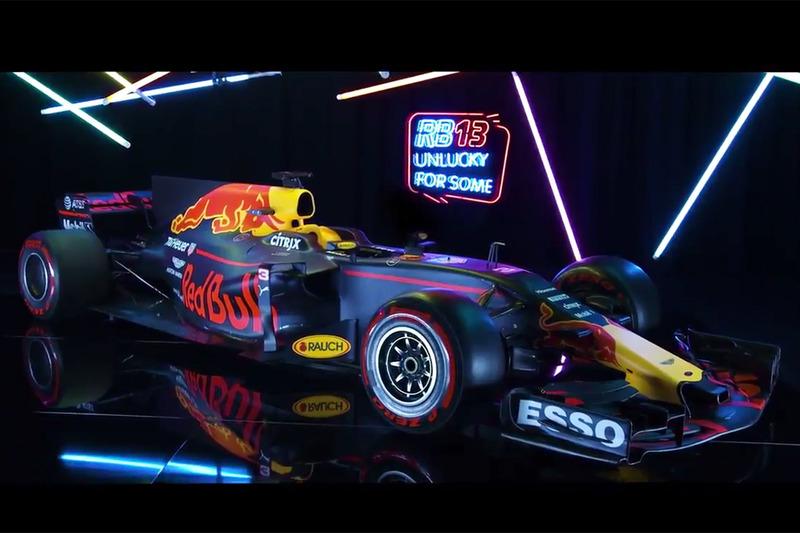 2017: Red Bull RB13