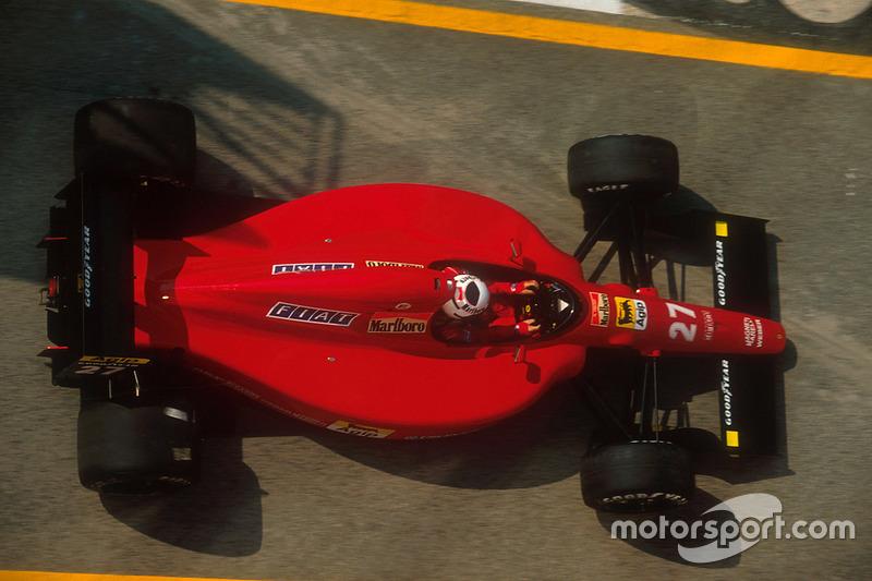 1991: Ferrari F1-91 (oder: Ferrari 642)