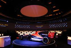 The McLaren MCL32