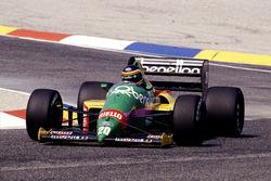 Thierry Boutsen, Benetton B187 Ford