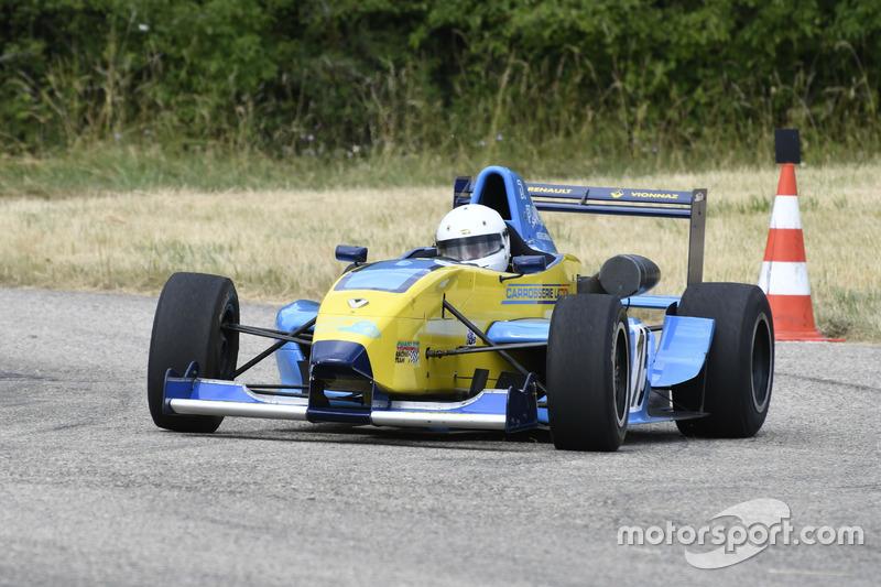 Didier Planchamp, Tatuus-Renault E2, Chablais Racing Team