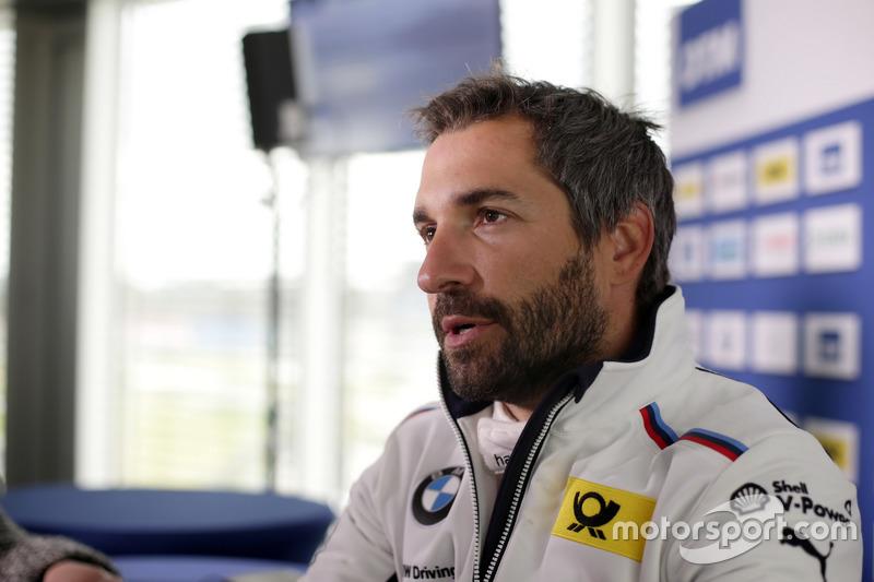 #16: Timo Glock (RMG-BMW)