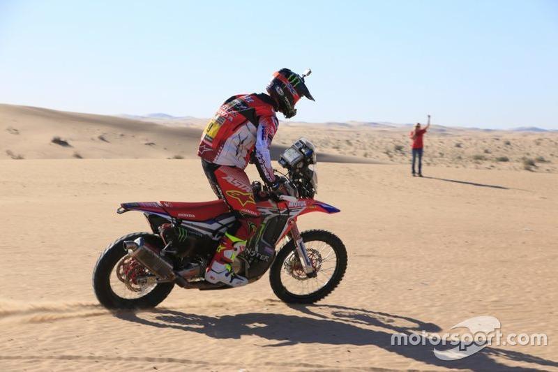 Ricky Brabec, Honda HRC