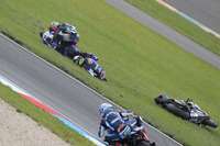 Crash von Federico Caricasulo, GRT Yamaha Official WorldSSP Team, Lucas Mahias, GRT Yamaha Official WorldSSP Team