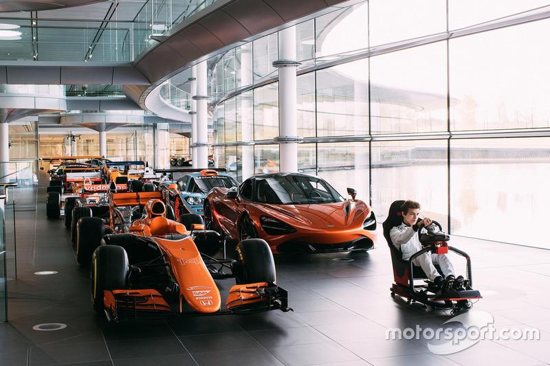 Конкурс Быстрейший геймер мира от McLaren