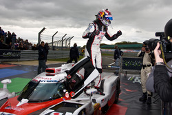 Себастьян Буемі, Toyota Gazoo Racing у закритому парку
