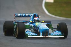Jos Verstappen, Benetton B194 Ford