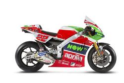 Moto di Lowes, Aprilia Racing Team Gresini