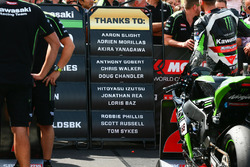 100 Kawasaki Racing wins