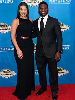 Singer/actress Jordin Sparks and fomer NFL player LaDainian Tomlinson