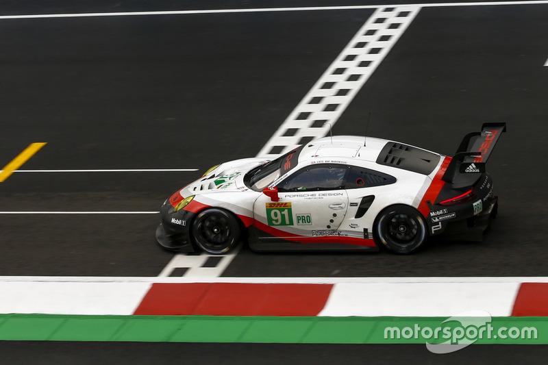 3. GTE-Pro: #91 Porsche Team, Porsche 911 RSR