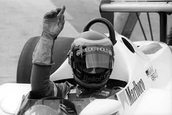 Stefan Bellof, McLaren MP4/1C