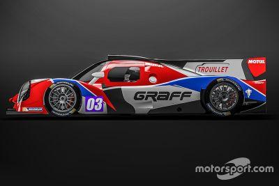 Graff Racing announcement