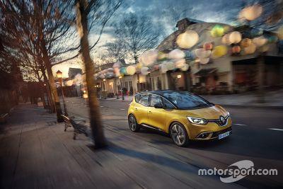 Renault Scénic presentatie