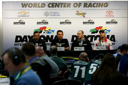 Press Conference: Greg Zipadelli, Brian Vicker, Brett Frood, Mike Bugarewicz, Stewart-Haas Racing