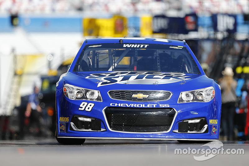 28. Cole Whitt, Premium Motorsports, Chevrolet