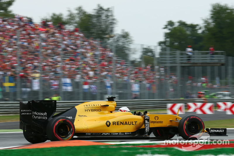 Jolyon Palmer, Renault Sport F1 Team RE16