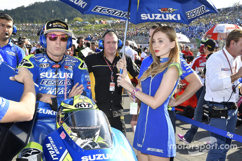 أليكس إسبارغارو، فريق سوزوكي
