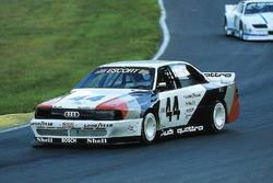 Hurley Haywood, Audi Quattro