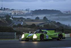 #40 Krohn Racing Ligier JS P2 - Nissan: Nic Jonsson, Tracy Krohn, Olivier Pla