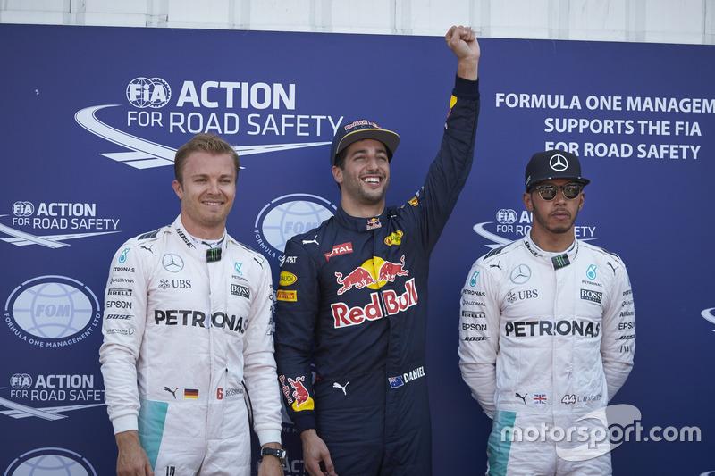 3. Daniel Ricciardo, Red Bull Racing - GP de Mônaco 2016