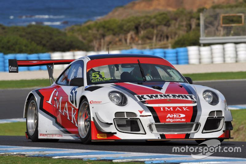 #51 AMAC Motorsport, Porsche 911 GT3-R: Andrew Macpherson, Brad Shiels
