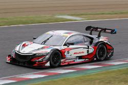 #15 Drago Modulo Honda Racing, Honda NSX Concept-GT: Hideki Mutoh, Oliver Turvey