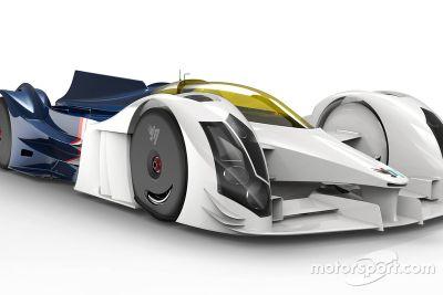 InMotion, presentazione auto elettrica
