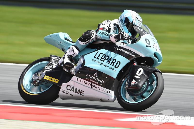 Miguel Oliveira, Leopard Racing