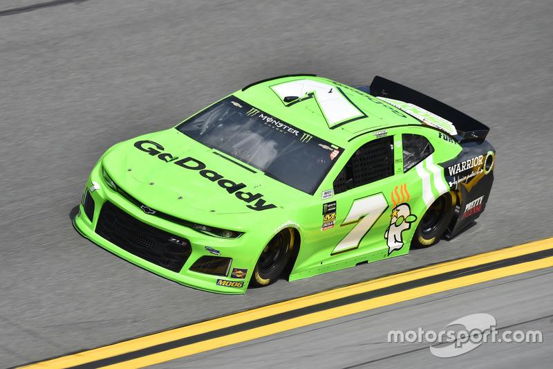 №7. Даника Патрик, Premium Motorsports, GoDaddy Chevrolet Camaro