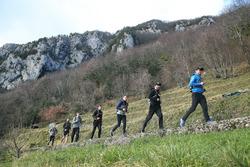Joel Eriksson, Bruno Spengler, Marco Wittmann, Philipp Eng e Augusto Farfus, Hiking