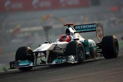 Michael Schumacher, Mercedes GP W02