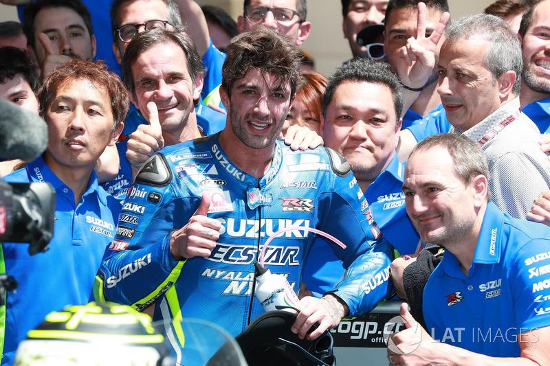 Andrea Iannone, Team Suzuki MotoGP