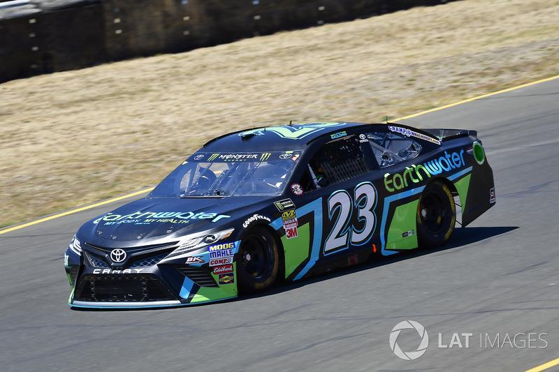29. Gray Gaulding, BK Racing, Toyota Camry Earthwater