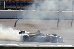 1. James Hinchcliffe, Schmidt Peterson Motorsports Honda