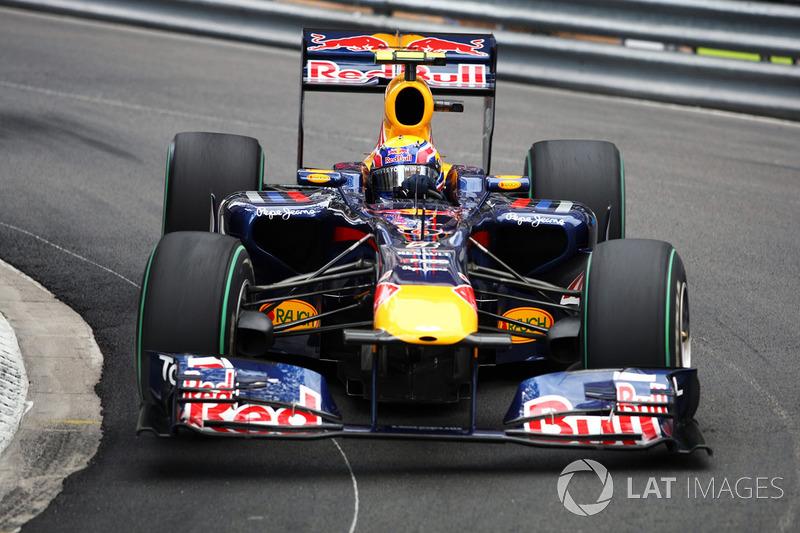 2010: Mark Webber, Red Bull-Renault RB6