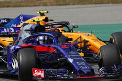 П'єр Гаслі, Toro Rosso STR13, Стоффель Вандорн, McLaren MCL33