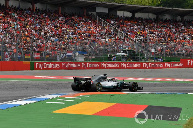 GP de Alemania Lewis Hamilton