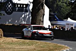 Porsche 911 Cup Dan Harper