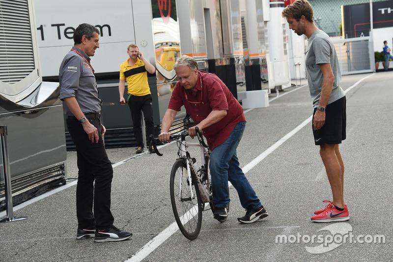 Засновник і власник Haas F1 Team Джин Хаас