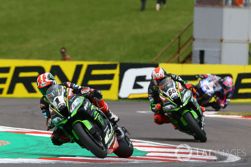 2e : Jonathan Rea, Kawasaki Racing