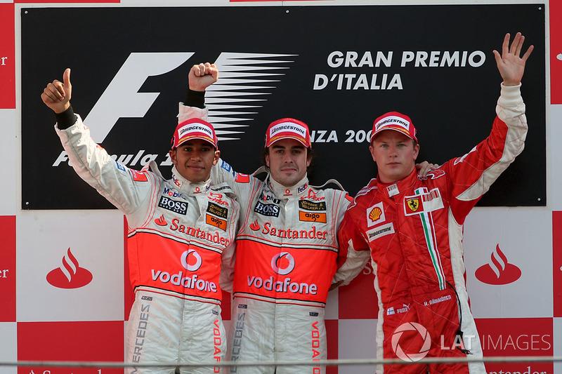 19. Gran Premio de Italia de 2007